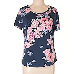 Old Navy Floral Relaxed Floral T-shirt